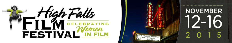 2015 High Falls Film Festival