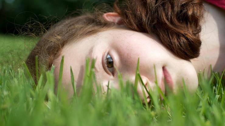 glory in grass