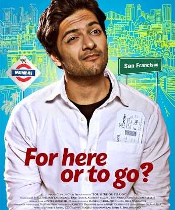 For Here or To Go - poster