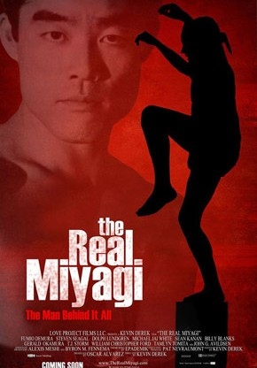 The Real Miyagi - poster (1)