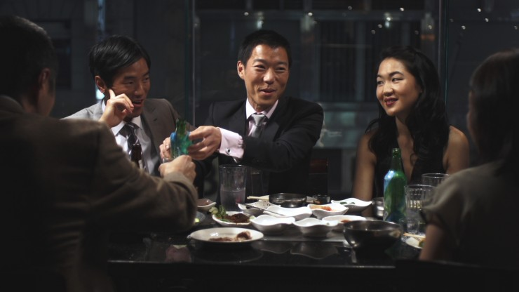 SOMEONE ELSE Leonardo Nam, Aaron Yoo, and Jackie Chung