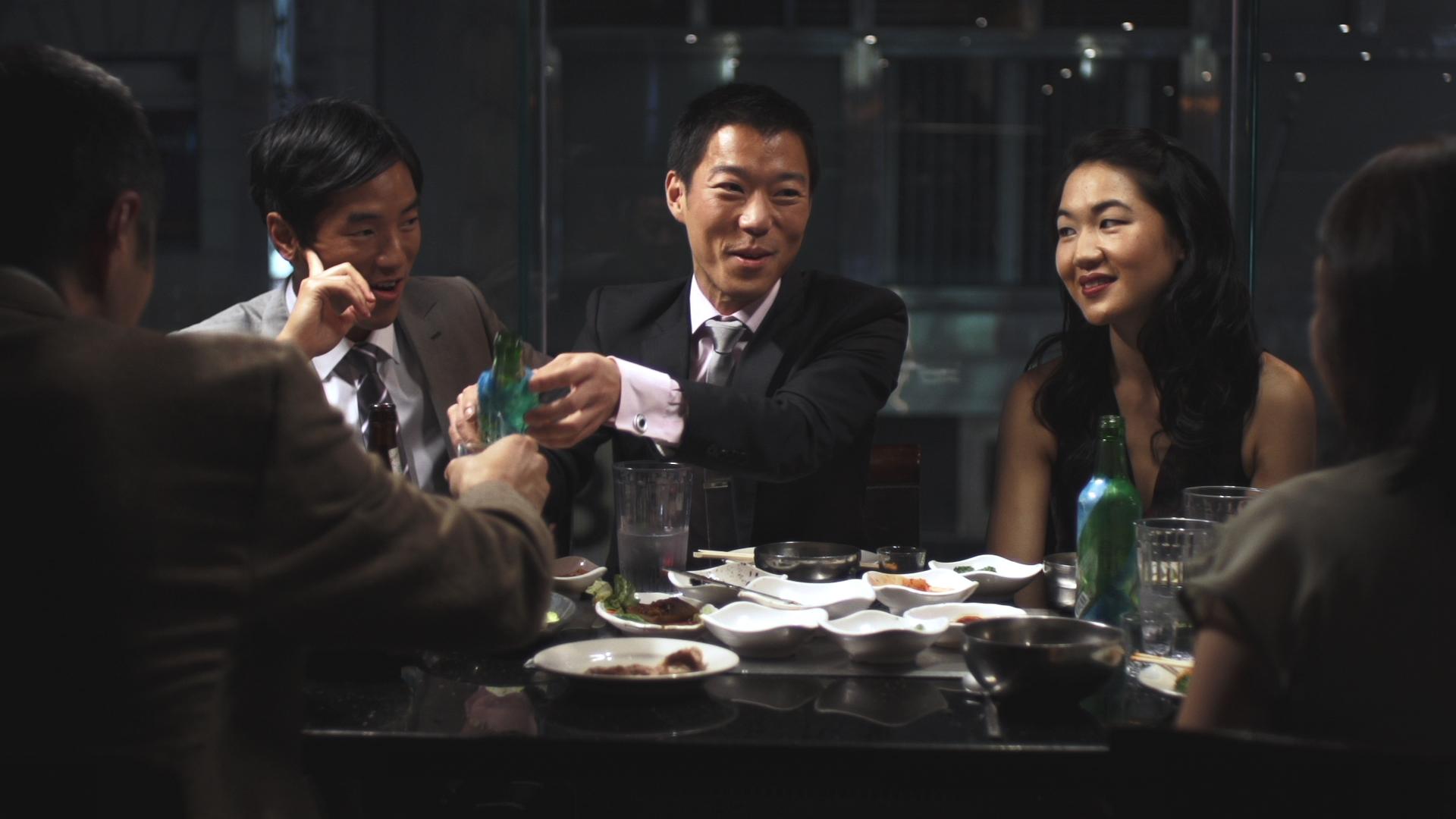 SOMEONE ELSE Leonardo Nam, Aaron Yoo, and Jackie Chung