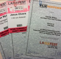 RV11 - LAFF certificates