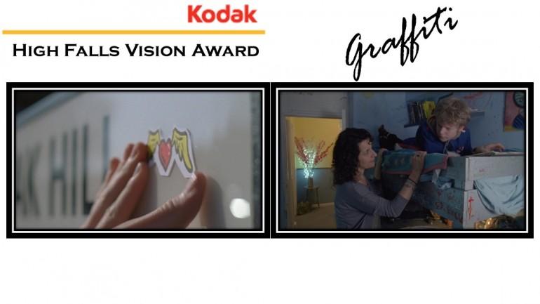 Vision Award slide
