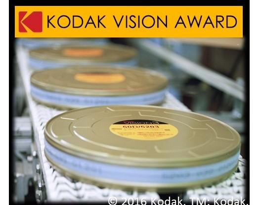 Kodak Vision Award 2016 image