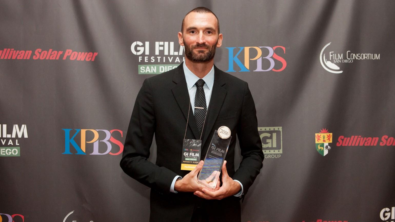Filmmaker Ryan Kelly