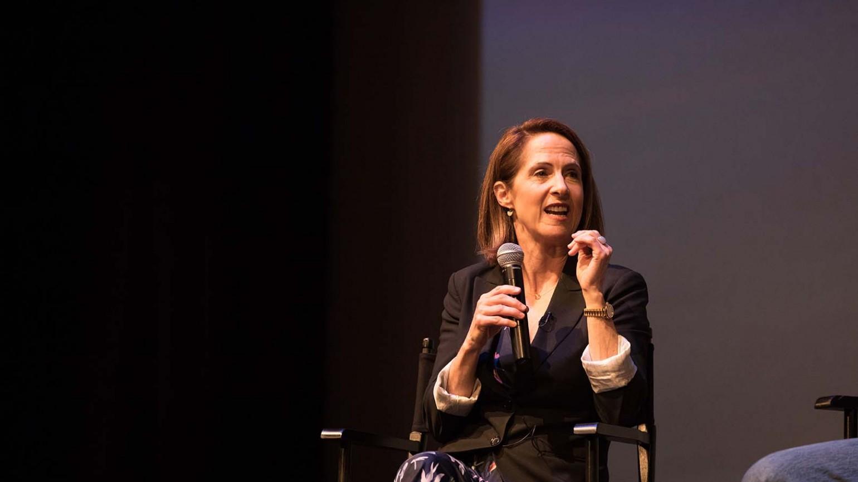 Filmmaker Lynn Novick
