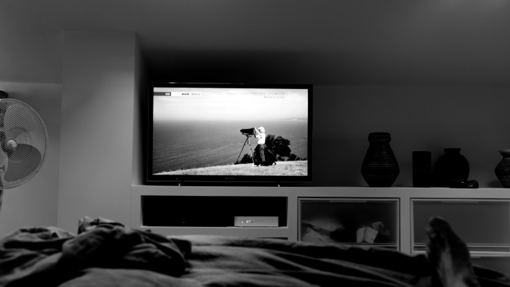 TV at home
