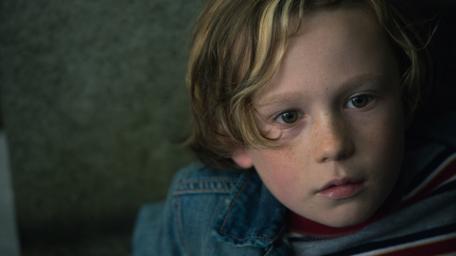 Jack Fulton plays the younger version of Oscar in Closet Monster.