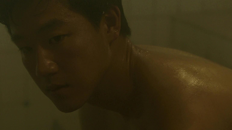 Joe Seo (David) in Andrew Ahn's SPA NIGHT