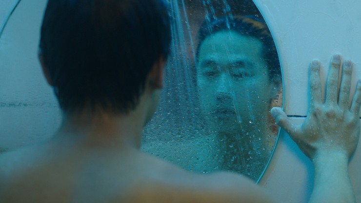 Joe Seo (David) in Andrew Ahn's SPA NIGHT