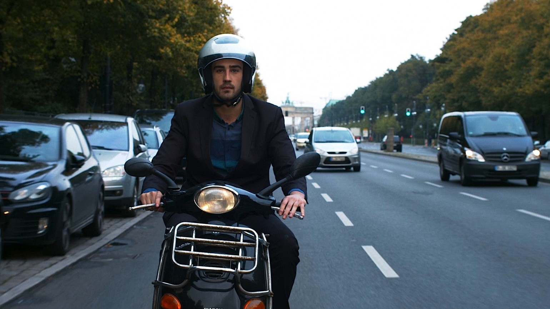 Still Habibi Motorbike