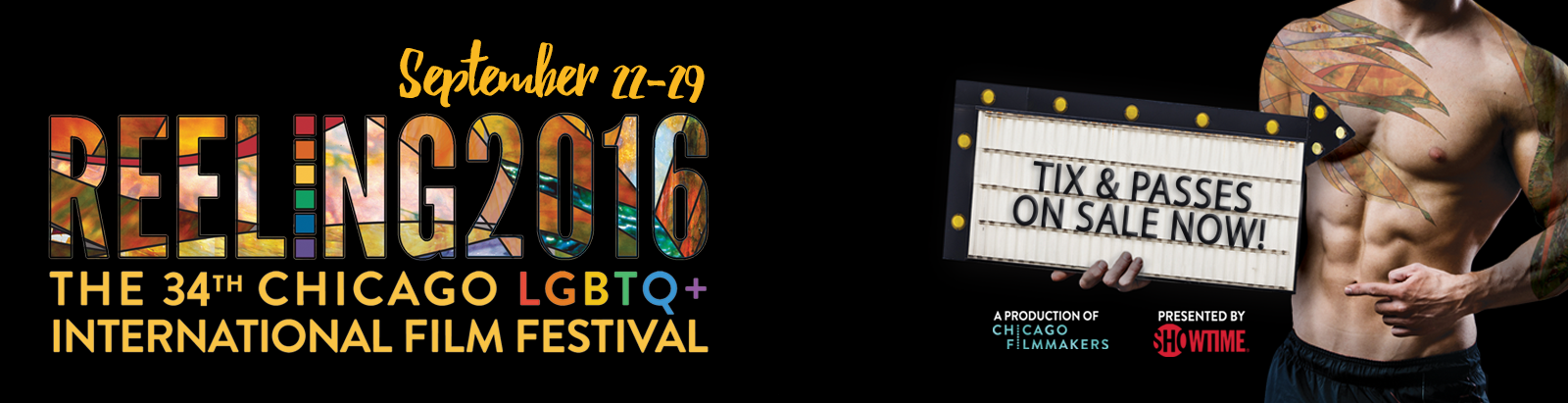 REELING2016: The 34th Chicago LGBTQ+ International Film Festival
