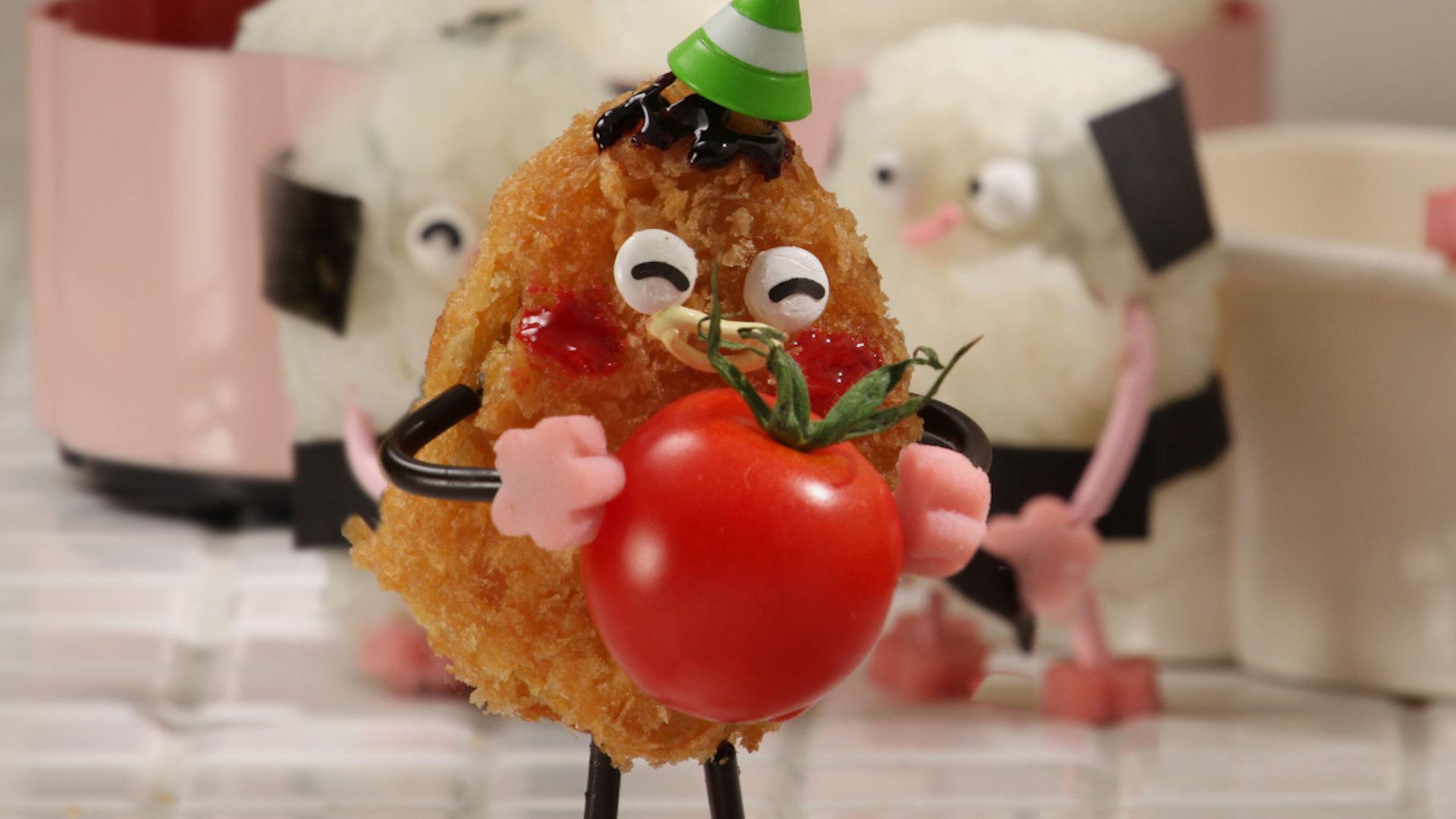 Konigiri-kun a Small Riceball
