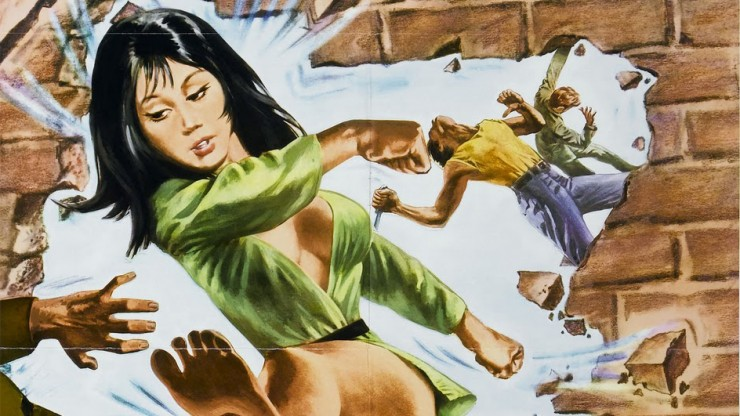 Mystery Kung Fu Theater