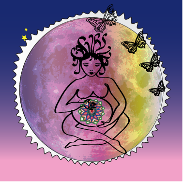 moon-lady