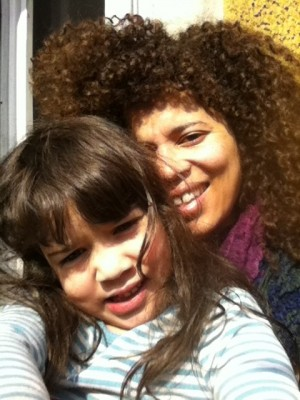 Camalo Gaskin, co-founder, doula and mamma.