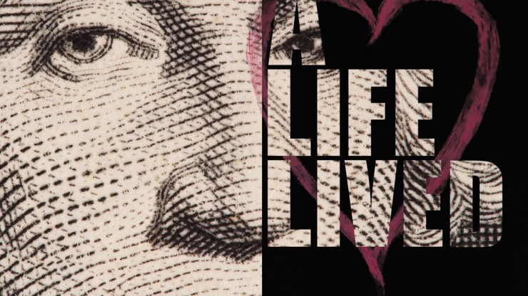 A life lived Poster