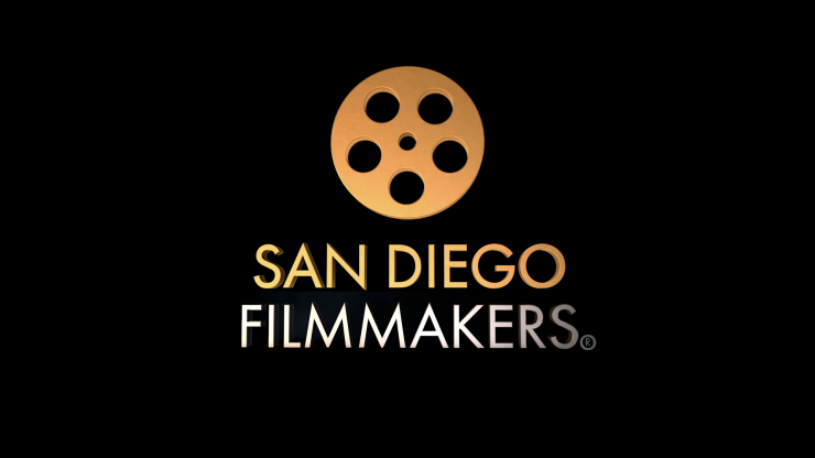 San Diego Filmmakers -logo Screen Shot centered