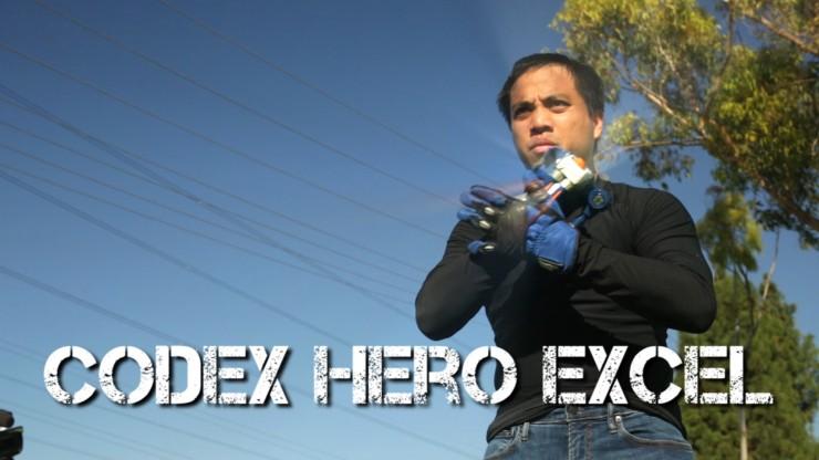 Codex Hero Excel