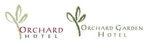 orchard hotel logo