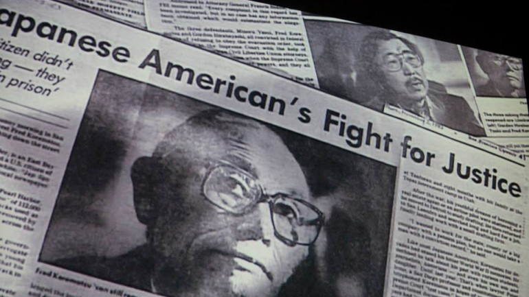 Of Civil Wrongs and Rights: the Fred Korematsu Story