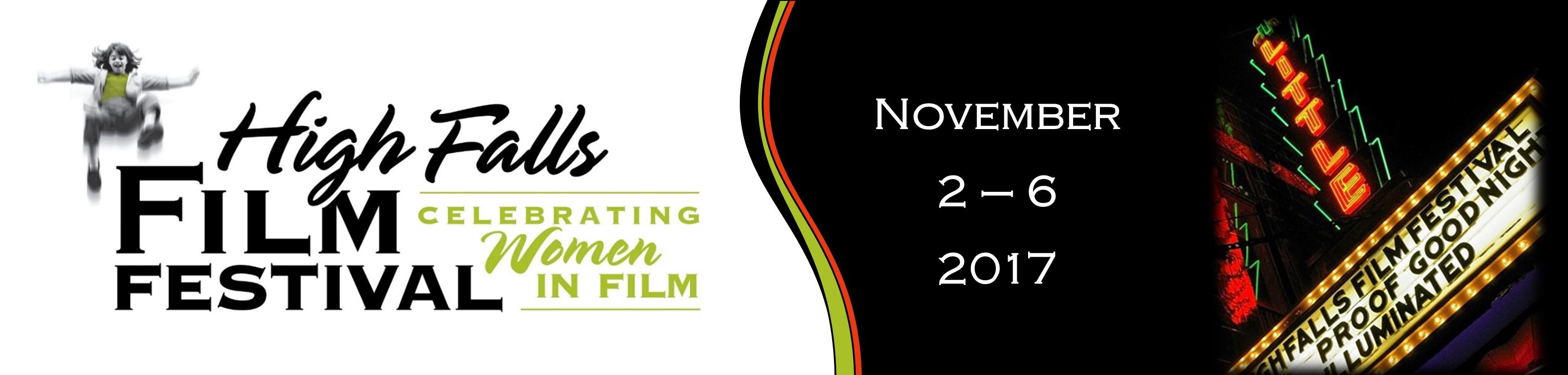 2017 High Falls Film Festival
