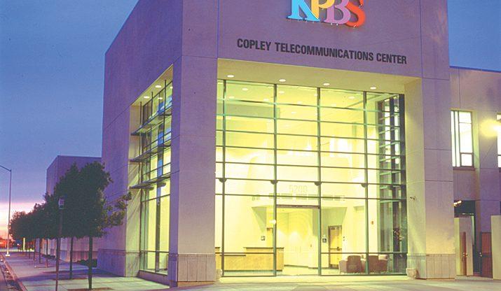 KPBS Building