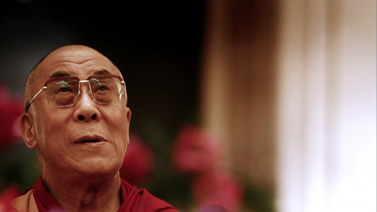Dalai_Lama in Road to Peace