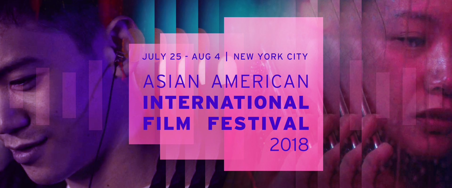 2018 Asian American International Film Festival