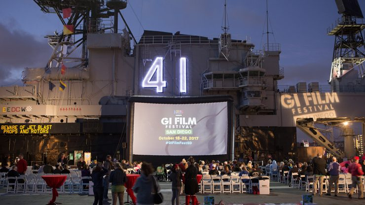 USS Midway Museum's flight deck