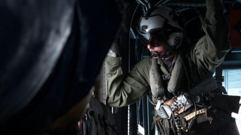 naval air crewman