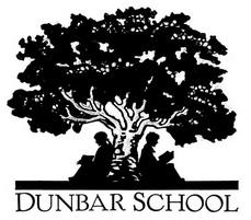 The logo of Dunbar Elementary School in Kenwood California