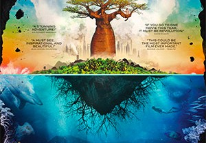 Poster for the film Revolution directed by Rob Stewart