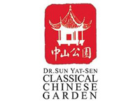 The Sun Yat-Sen Classical Chinese Garden Logo