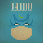 MAMM 10 Superhero Blue
