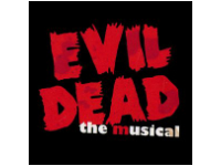 Evil Dead The Musical logo