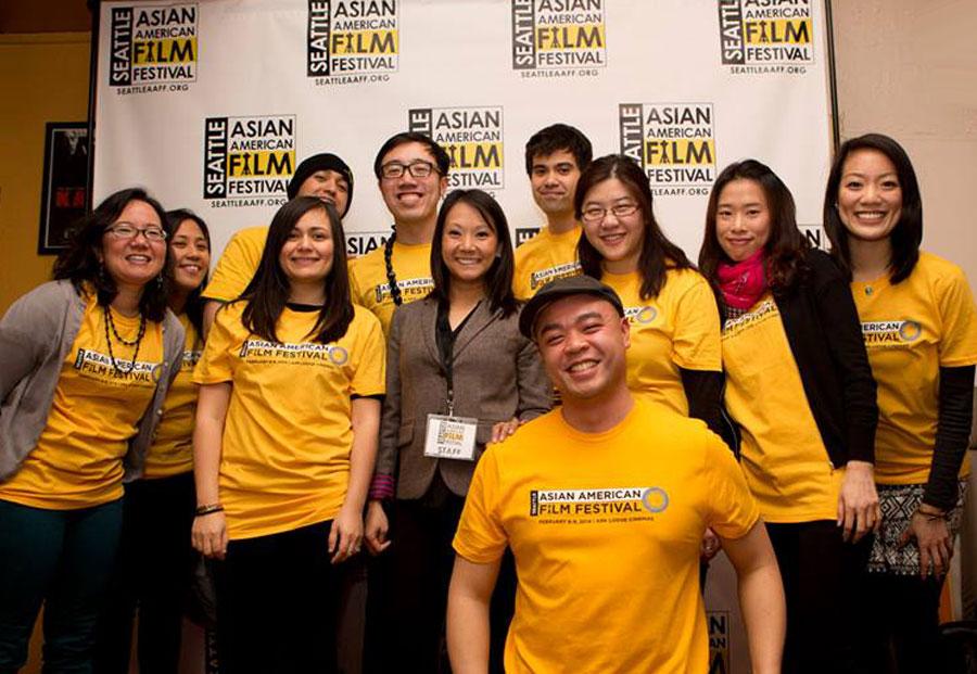 Volunteer | 2015 Seattle Asian American Film Festival