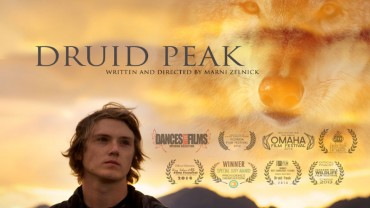 still from the movie Druid Peak