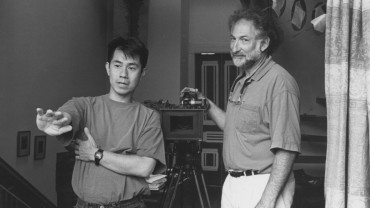 Arthur Dong, Stephen Lighthill, Cinematographer.1.Photo by Zand Gee_1
