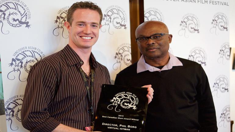 VAFF 2015 BCSA winner