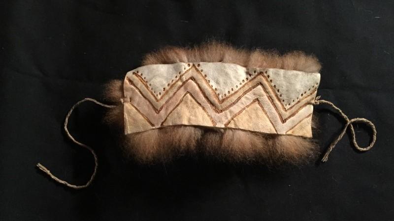 Lee Darroch Possum Skin Armband