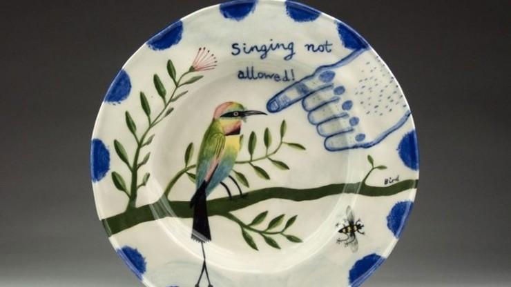 Stephen Bird, Singing not allowed