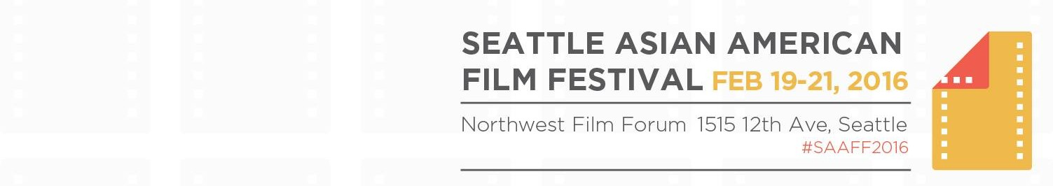 2016 Seattle Asian American Film Festival