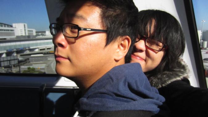 JIMJAE's Love-scapades in SF