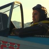 "Still image from film ""The Flying Greek."" Photo courtesy of Mark Vizcarra."