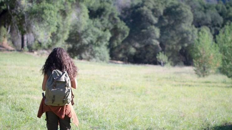 "Image from film ""American Girl."" Photo courtesy of Rebecca Murga."