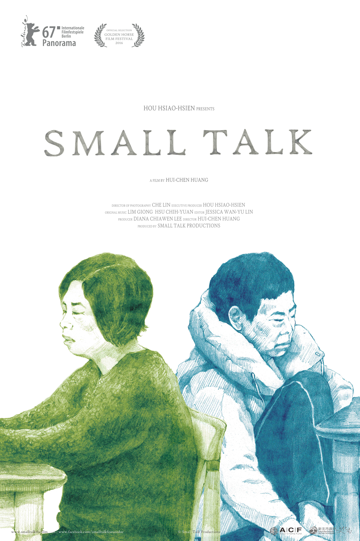 Small Talk_poster