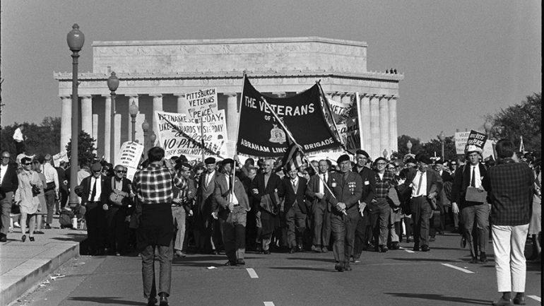 Vietnam War Demonstration