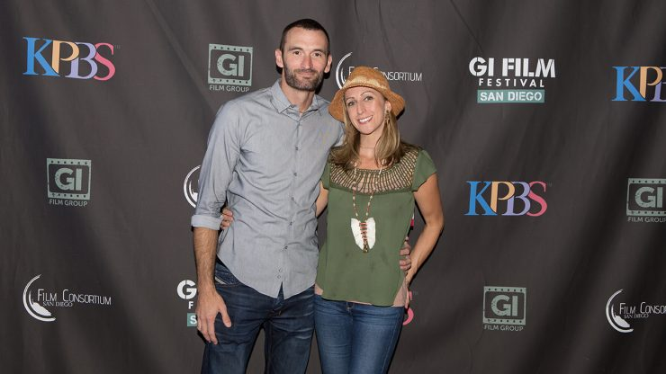 Ryan Kelly with Jeannie Reynard